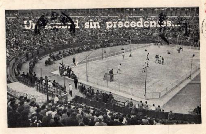 Cuando la Copa llenó la Plaza de Toros de Valencia