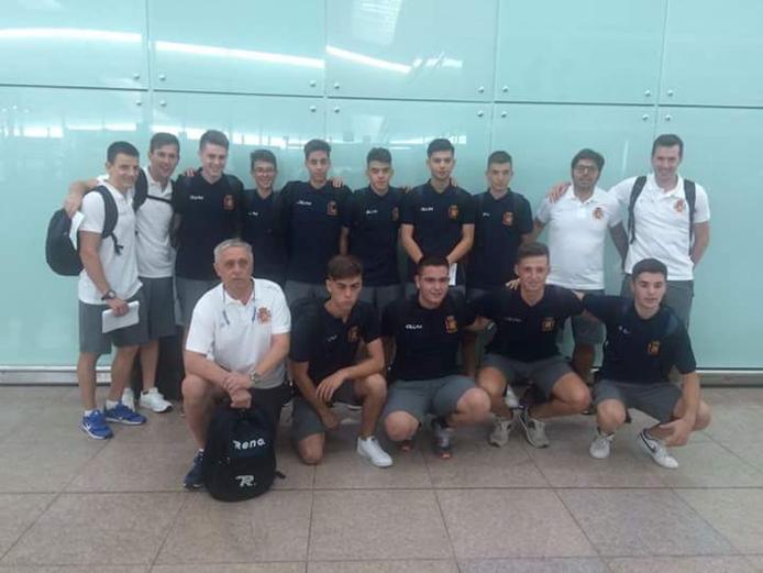 La selección sub-17 se impone con autoridad en los dos primeros partidos del Europeo.