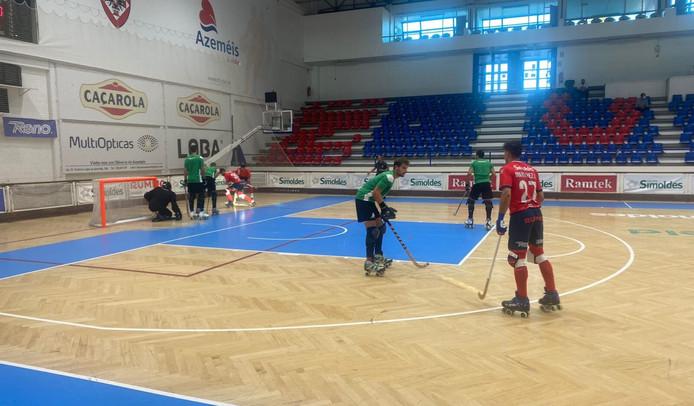 El Liceo regresa con victoria en Oliveira