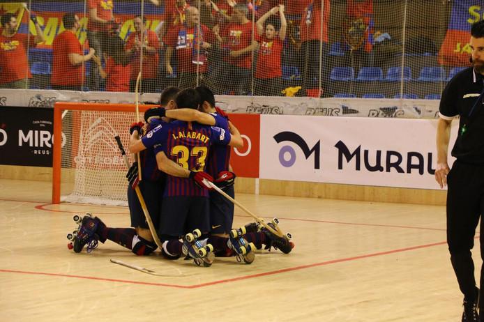 El Barça revalida el título de Campeón de Copa