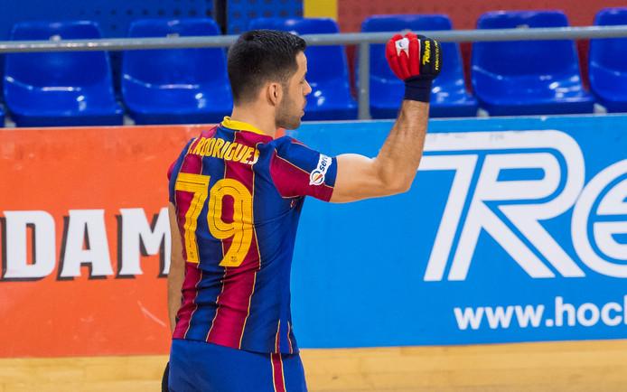 El Barça golea al Vendrell en el Palau