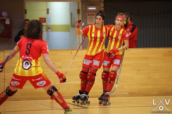 Manlleu y Palau lideran la Ok Liga femenina