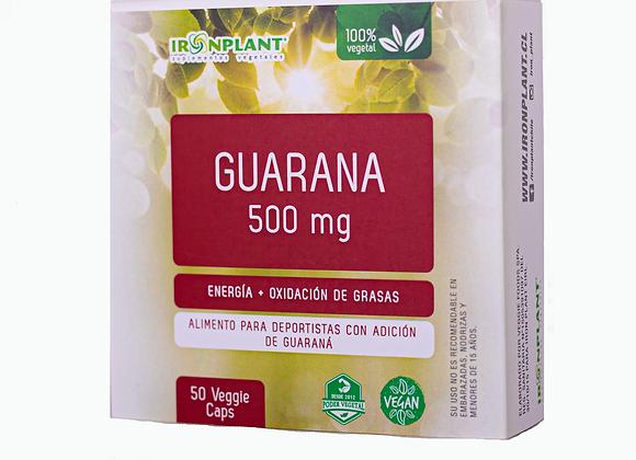 Guaraná 50/500 mg