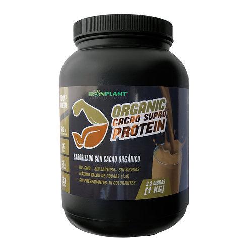 Proteína de Soya Iron Plant Cacao
