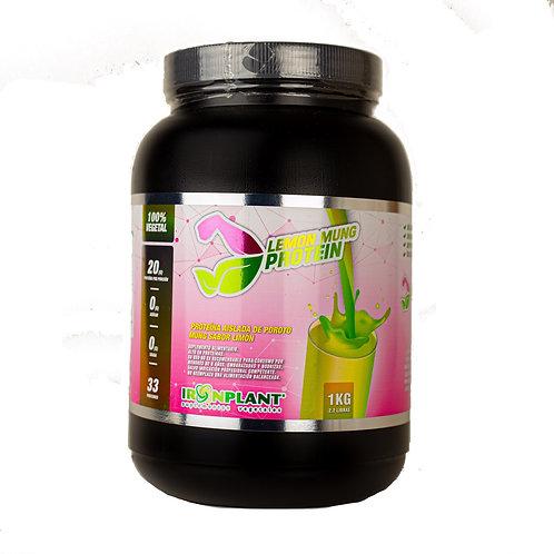 Proteína de Poroto Mung Limón 3 kilos
