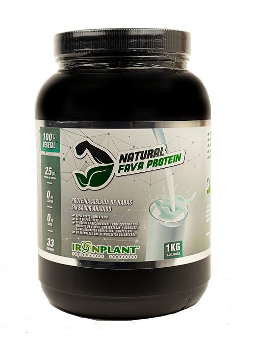 Proteína de Haba natural 1 kg