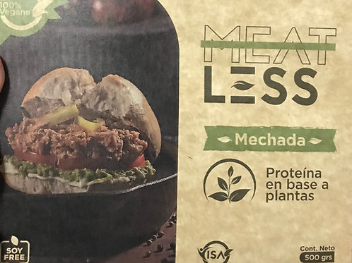 Carne Mechada Vegana