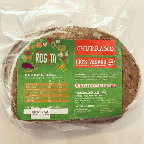 Churrasco Vegano Doña Rosita