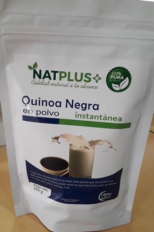 Leche Quinoa Negra en Polvo (rinde 5 litros)