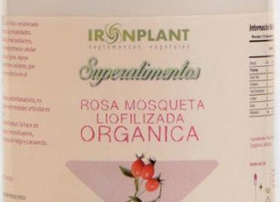 Rosa Mosqueta en Polvo 100 grs