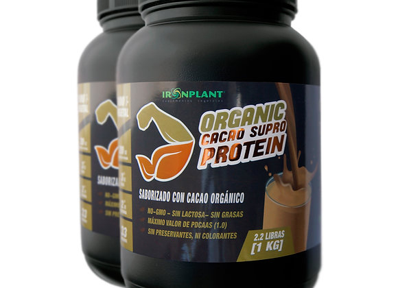 Proteína Supro Cacao  2 kg