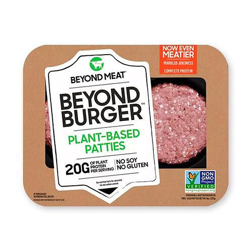 Hamburguesa Vegana Beyond Meat