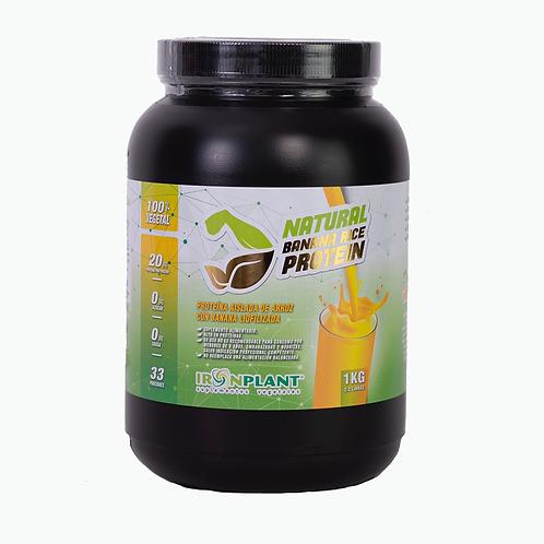 Proteína de Arroz con Banana Liofilizada 2 kilos