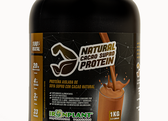 Proteína Supro Cacao  4 kg