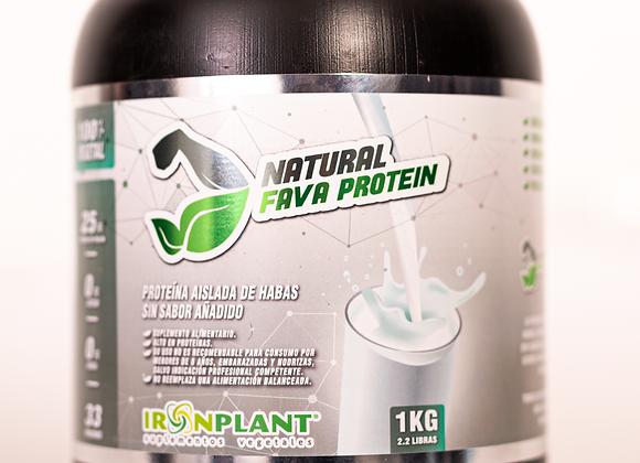 Proteína de Haba natural 2 kg