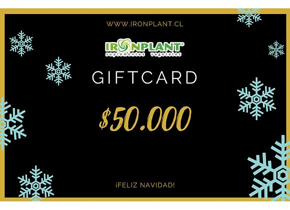 GiftCard Navideña N°2