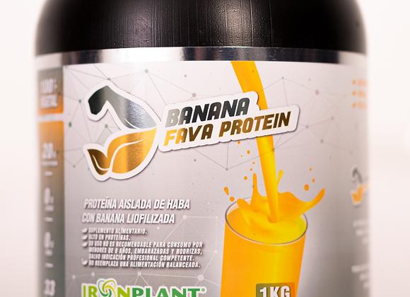 Proteína de Haba Banana 2 kg