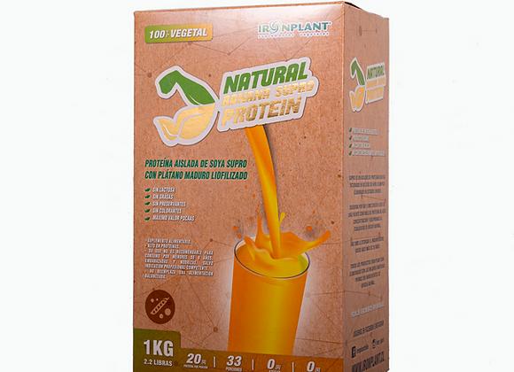 Proteína Supro Banana 1 kg Caja