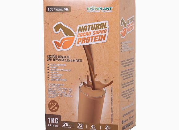 Proteína SUPRO Cacao  3 Kg Caja