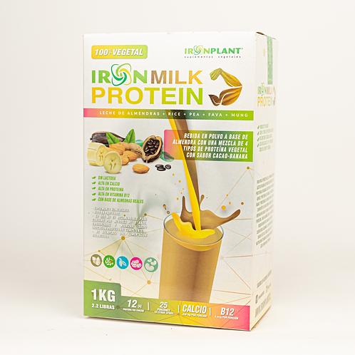 Iron Milk Protein