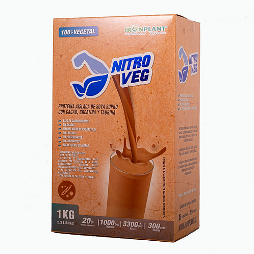 Nitroveg 3 kg Caja