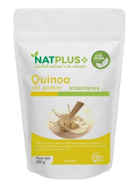 Leche Quinoa Blanca (rinde 5 litros)