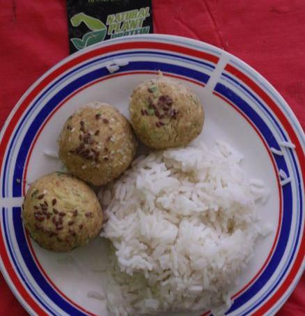 Receta, albóndigas de Tofu