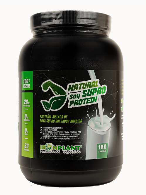 Proteína Supro Natural 1 Kilo ( sin sabor )