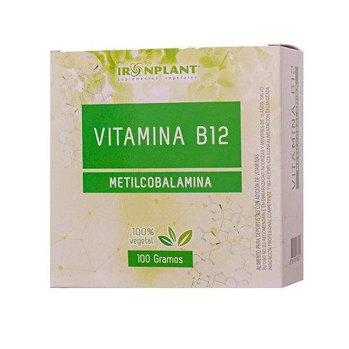 Vitamina B12 Metilcobalamina 100 grs  (100000 mcg)