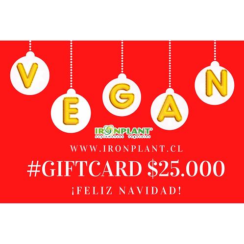 GiftCard Navideña N°1