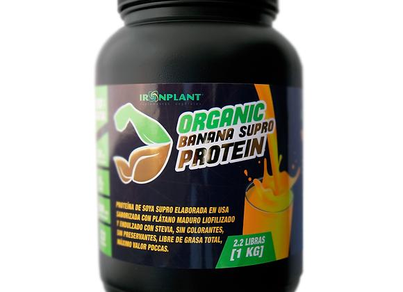 Proteína Supro Banana 1 kg