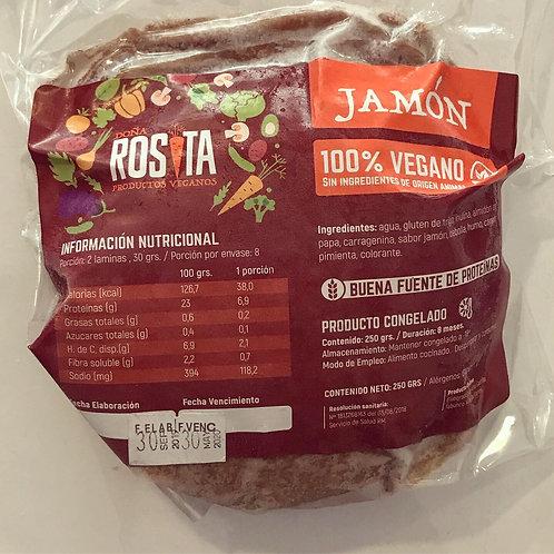 Jamón Vegano Doña Rosita