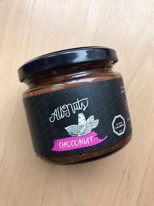 Chonut Mantequilla de Almendras con Cacao y Panela