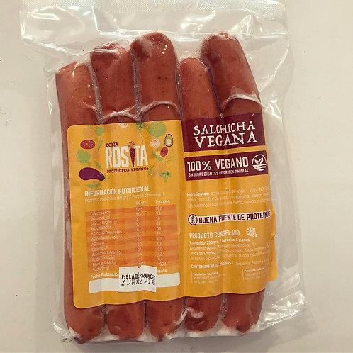 Vienesas Veganas Doña Rosita