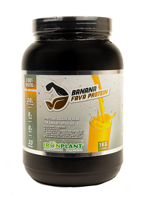 Proteína de Haba Banana 3 kg