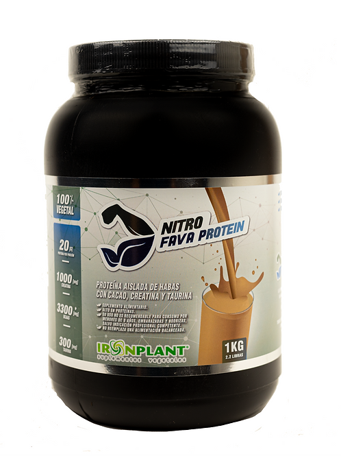 NitroFava 1 kg