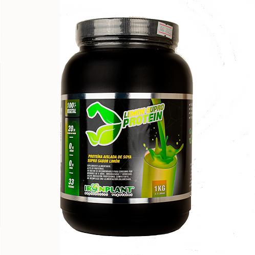 Proteína de Soya Supro Limón 4 Kilos
