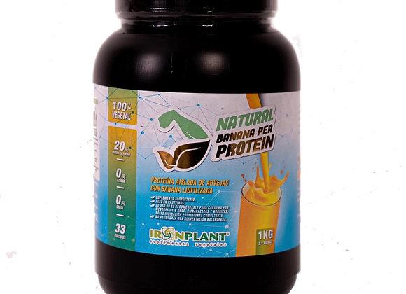 Proteína de Arveja Banana 4 kilos