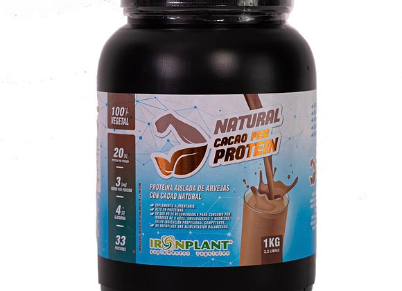 Proteína de Arvejas con Cacao  4 kilos