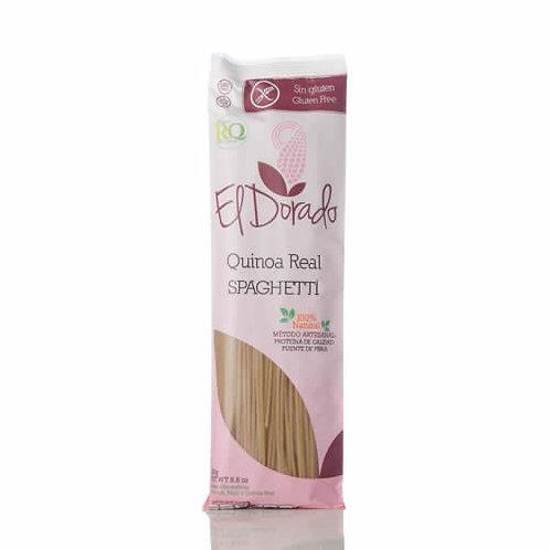 """Spaghetti Quinoa Real """"El Dorado"""""""