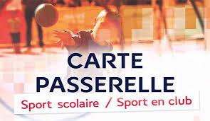 """A la découverte du sport avec """"Carte Passerelle""""."""