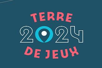"""Embarquez pour """"Terre de Jeux 2024"""""""