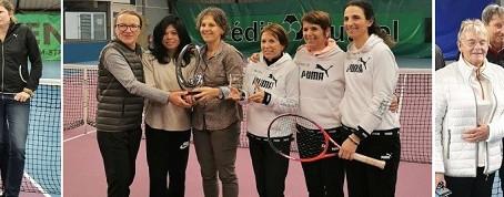 Interclubs Seniors Plus place aux Championnats de France