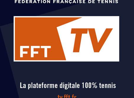 FFT TV, vidéos 100% Tennis