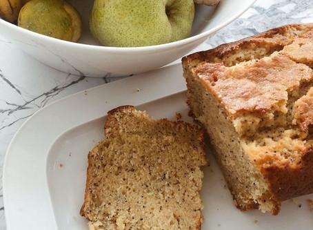 FANCY FOOD: Plumcake con semi di papavero