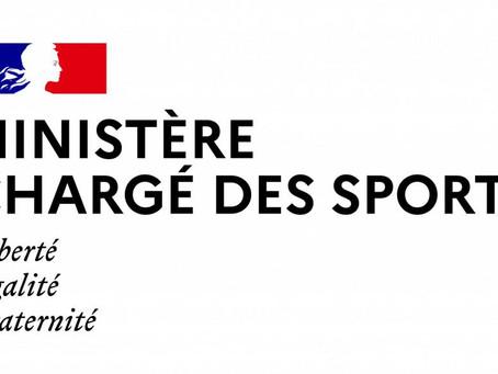 Décisions sanitaires pour le sport (maj le 12 janvier)