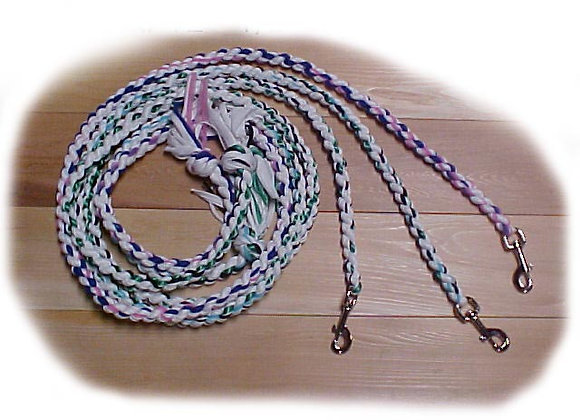 """RP12 1/2"""" COTTON ROPE LEAD"""