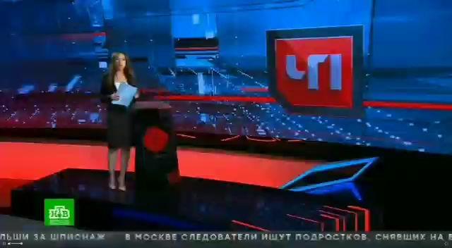 Репортаж про Олю на НТВ!