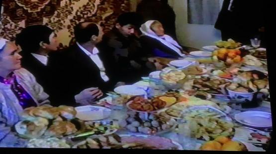 Traditional Kazakh cuisine