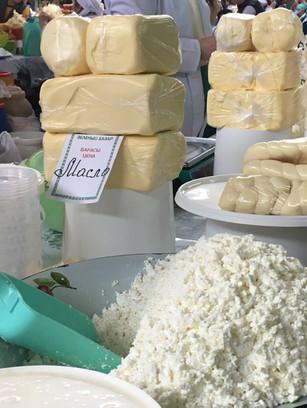 3еленый базар - Green Market